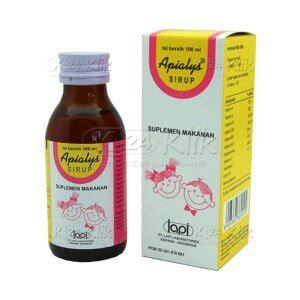 Diskon Egoji Syrup Sirup 50 Ml Daya Tahan Tubuh jual beli vitamin penambah nafsu makan
