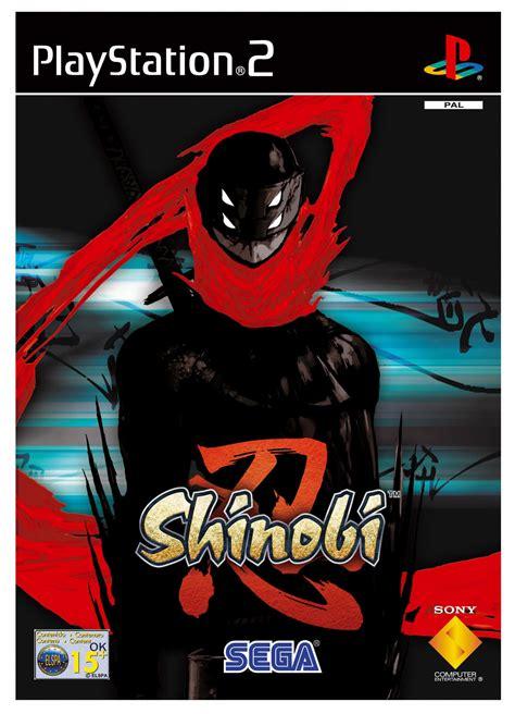 Os X Shinobi shinobi usa en ja iso