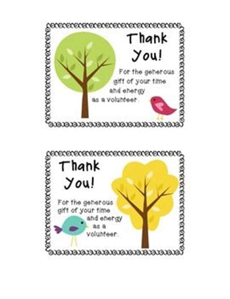 Parent Volunteer Thank You Letter thank you postcards for your parent volunteers end of