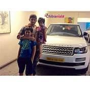 Mahesh Babu Gifts Himself A Range Rover For Diwali