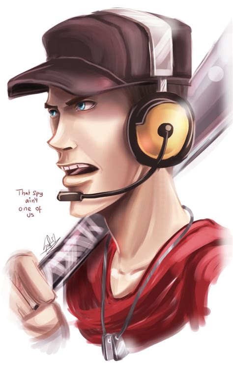 illinois scout hoops fan tf2 that spy aint one of us by darklitria on deviantart