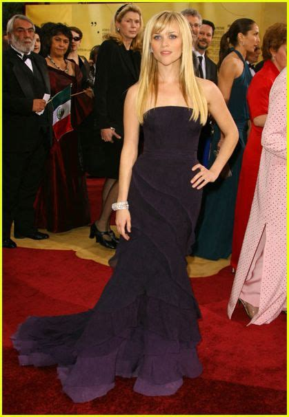 Reese Witherspoon At The 2007 Oscars by Reese Witherspoon Oscars 2007 Photo 57261 Oscars 2007