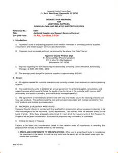 sle resume objective for janitorial position proposal exles janitorial application letter sle