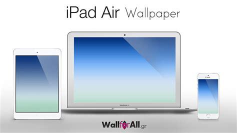 ipad air wallpapers  wallforall  deviantart