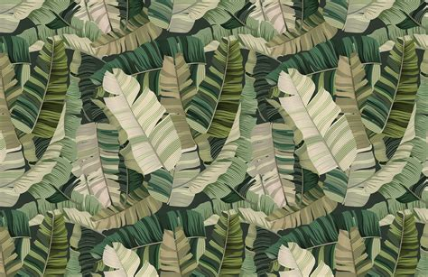 leaf pattern camouflage 3d tropical camo leaf wallpaper murals wallpaper