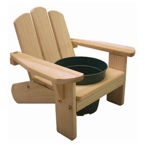 Adirondack Chair Planter by Best 25 Adirondack Chair Ideas On