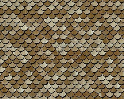 wood shingle roof texture seamless