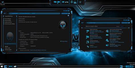download theme windows 7 alienware evolution alienware evolution skinpack skinpack customize your