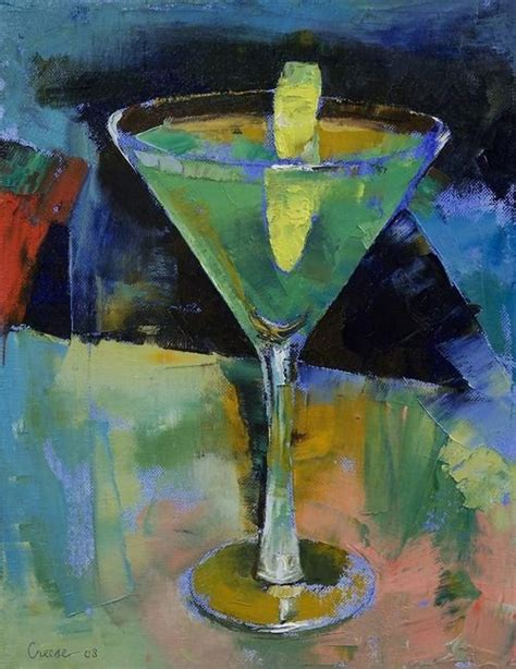 martini painting apple martini painting martini paintingd