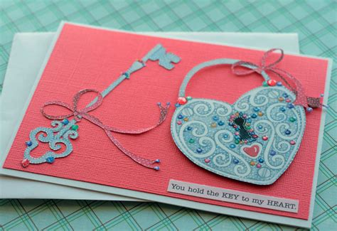 card idea 25 beautiful valentine s day card ideas 2014