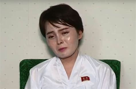north korea actress photo north korean defector mysteriously reemerges in north in