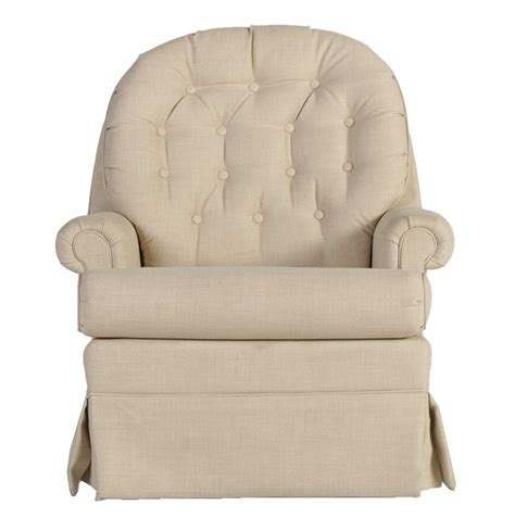Best Chairs Quot Devin Quot Swivel Glider Ebth Best Chair Swivel Glider