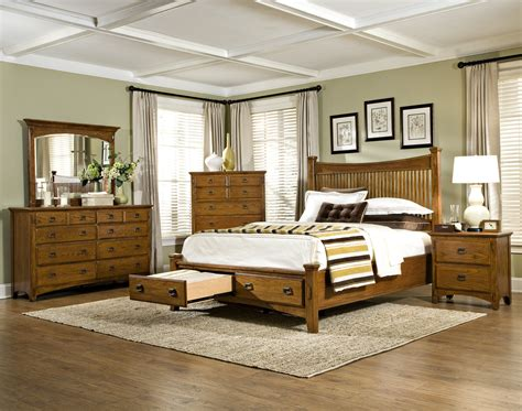Pasadena Bedroom Collection by The Pasadena Revival Storage Bedroom Collection 13219