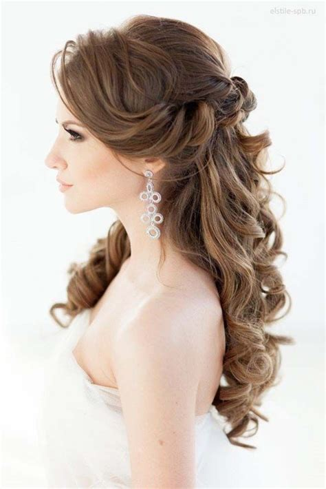 55 romantic wedding hairstyle Ideas having a perfect