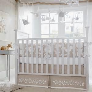 modern nursery bedding marlo three crib set modern baby bedding by serena
