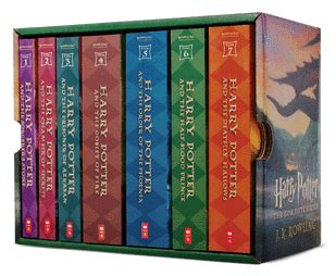 the on goal series box set books harry potter paperback boxed set 1 7 by j k rowling