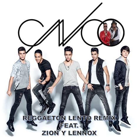 zion lennox reggae reggae descargar cnco feat zion y lennox reggaeton lento