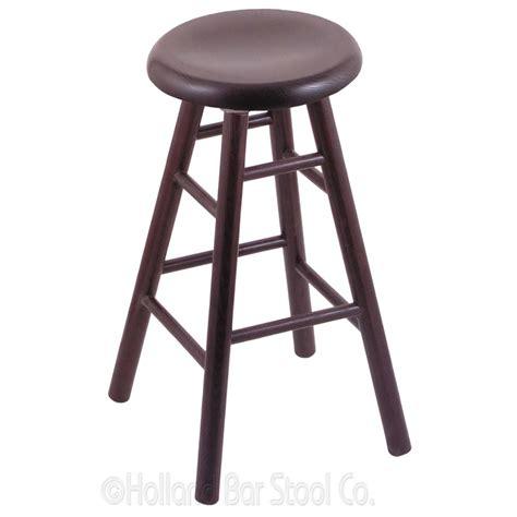 oak saddle bar stools holland bar stool 24 inch oak swivel counter stool w