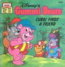 finley finds a friend books disney gummi bears and friends on