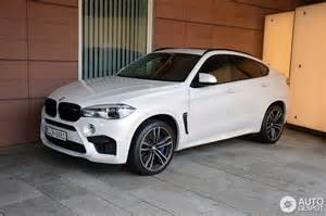 Bmw X6 M Bmw X6 M F86 2 January 2016 Autogespot