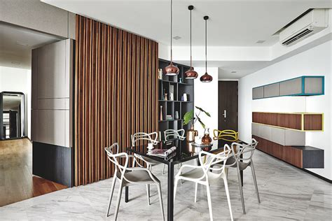 wooden feature walls   create focal point