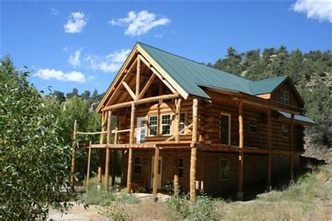 log home acres feather lakes colorado homes cabins
