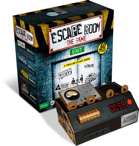 escape the bedroom game escape room the game thrilling and mysterious board game