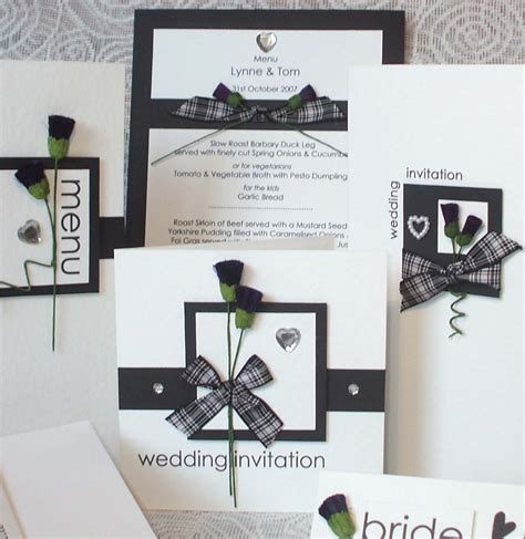wedding invitations perth scotland scottish wedding ideas saw these and thought they were