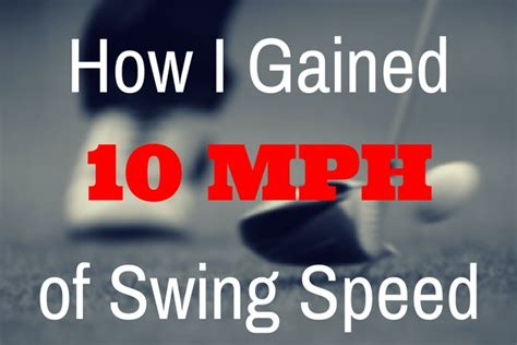 best golf balls for 90 mph swing speed how i gained over 10 mph of swing speed plugged in golf