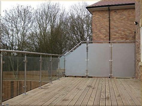 überdachung Glas Terrasse by Sichtschutz Aus Glas Die Neusten Tendenzen In 49 Bilder