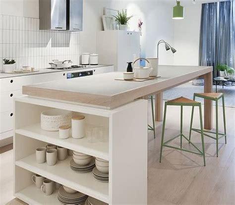 imagenes de cocinas con islas cocinas con isla 2019 100 im 225 genes ideas y tendencias