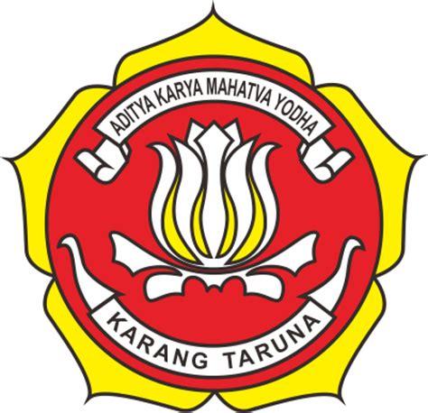 membuat logo karang taruna arti logo karang taruna karang taruna cokroaminoto