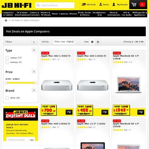 apple mac computers  jb  fi ozbargain