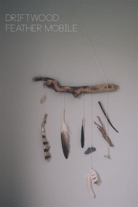 17 best ideas about feather mobile on pinterest feather