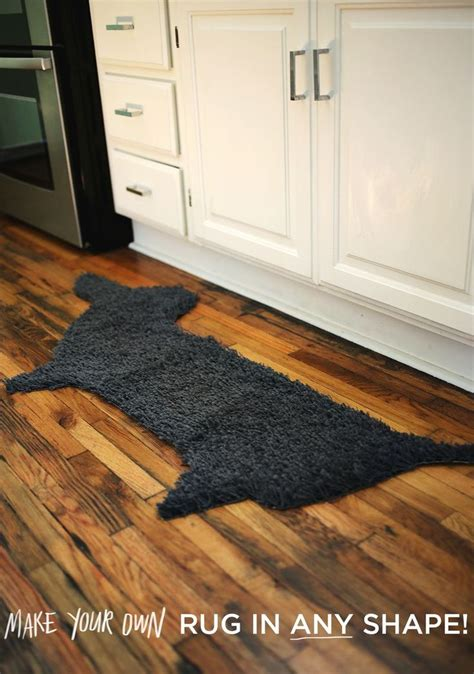 How To Make Handmade Carpets - 157 best images about hooked dogs on