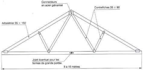 Section Bois De Charpente 4430 by Charpente Fermette Section Des Bois