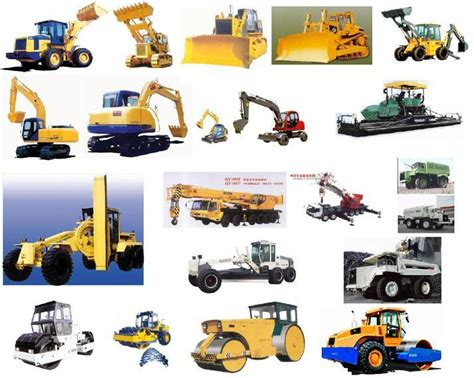 home building construction machinery equipments