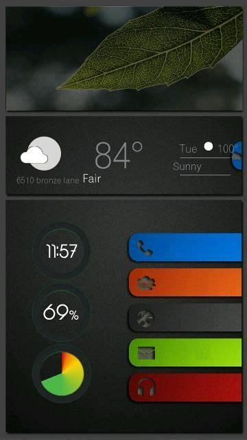 1000 images about android beautiful homescreens on