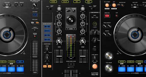 Pioneer Xdj Rx Digital Dj System pioneer xdj rx standalone dj system review digital dj tips