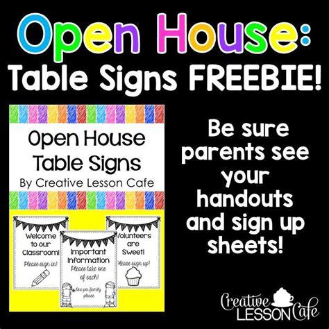 open house ideas best 20 preschool open houses ideas on pinterest kindergarten open houses open