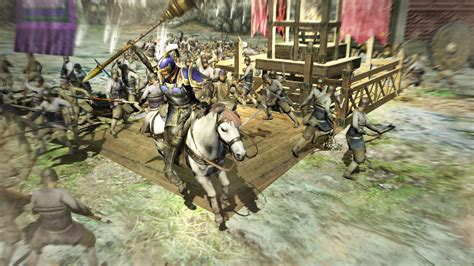 Dynasty Warriors 8 Empires western release date set for dynasty warriors 8 empires