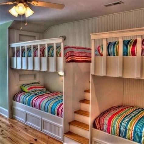 15 room design ideas for four kidsomania