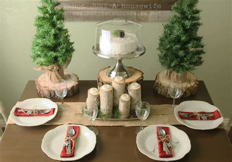 holiday tablescapes thanksgiving christmas not just a