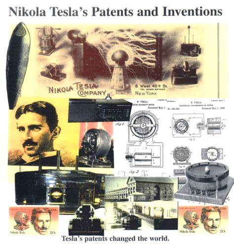 Nikola Tesla Inventions List The My Project About The Gallery