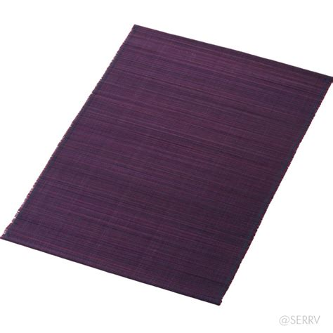 Table Place Mats by Bamboo Placemats And Table Runners
