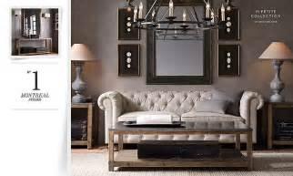 Restoration Hardware Living Room Ls Rooms Restoration Hardware