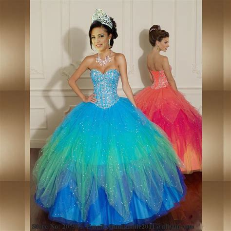 Your Budget With These Con Galaxy Style Dresses by Neon Rainbow Prom Dresses Www Pixshark Images