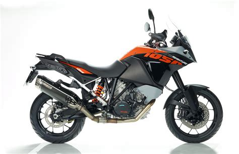 Ktm Exhaust Ktm 1050 Adventure Bos Exhausts