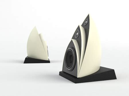 utzon speaker design was inspired by sydney opera house
