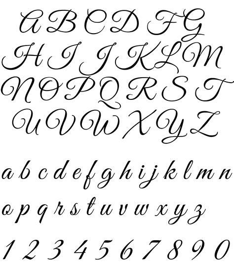 tatuaggi lettere alfabeto alfabeto per tatuaggi lettering pasta